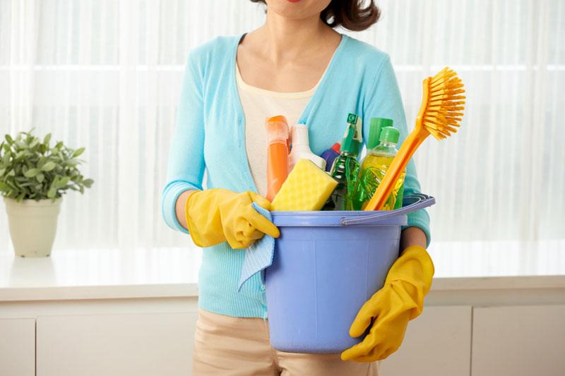 Hauswirtschaftliche Pflege